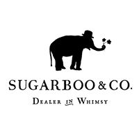 sugarboo logo with elephant